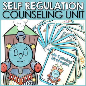 Self Regulation Activities School Counseling Classroom