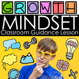 Growth Mindset Classroom Guidance Lesson & Bulletin Board