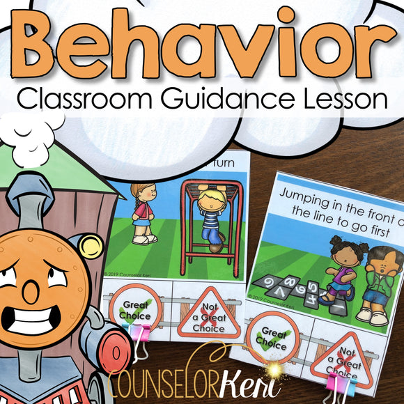 Behavior Expectations Classroom Guidance Lesson: Rules and Expectations