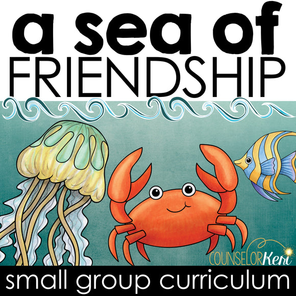 Friendship Social Skills Group Counseling Program
