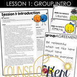 Kindergarten Coping Skills Activities: Coping Skills Group Counseling Lessons