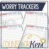 Worry Warriors Workbook: Managing Worries Workbook and Worry Activities