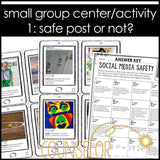 Social Media Safety Classroom Guidance Lesson