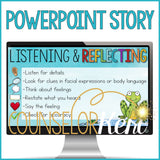 Active Listening & Reflecting Classroom Guidance Lesson for Conflict Resolution