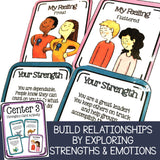 Relationship Building Centers: 5 Classroom Community Activities