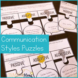 Communication Styles Classroom Guidance Lesson: Assertive Communication