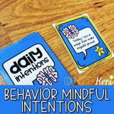 180 Mindful Daily Intentions: Set Daily Intentions for Mindful Practices