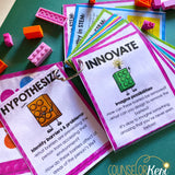 Empathy in STEM Activity Task Cards: Counseling Empathy Activities & Digital Learning Activities