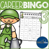 Career Exploration Career Bingo 3 Elementary Career Education School Counseling
