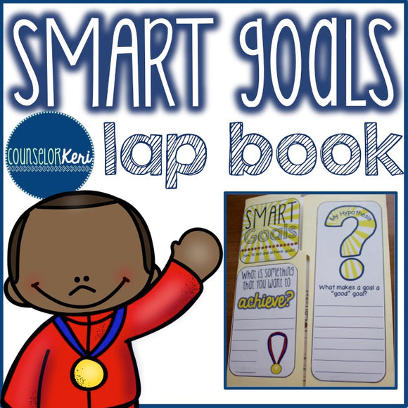 SMART Goals Lap Book