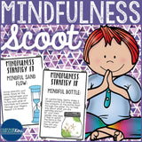 Mindfulness Scoot: Mindfulness Activities for School Counseling