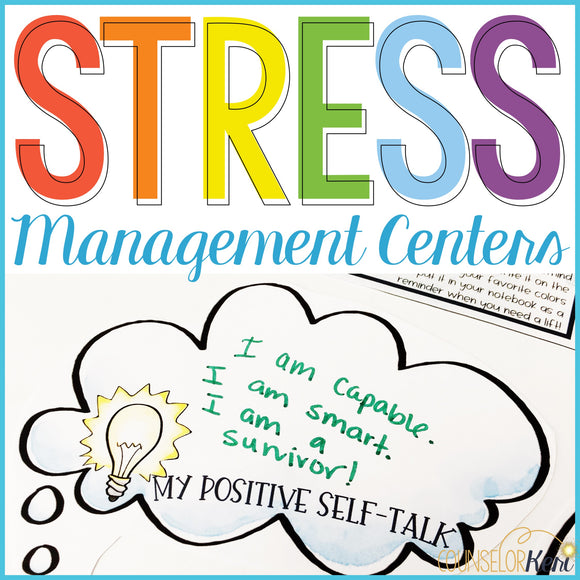 Stress Management Centers: Activities to Manage Stress