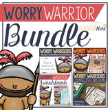 Worry Warriors Bundle: 5 Resources to Help Kids Manage Worries