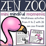 Mindfulness from A to Z: 26 Mindfulness Scripts and Mindfulness Activities
