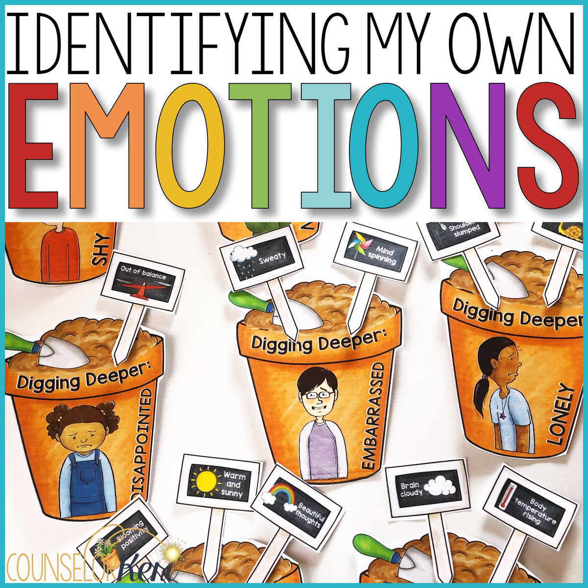 Easy More Comprehensive: Identifying Emotions Classroom Guidance Lesson