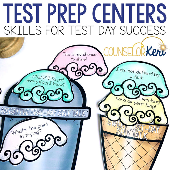 Test Preparation Centers: Test Prep Skills for Test Day Success Guidance Lesson