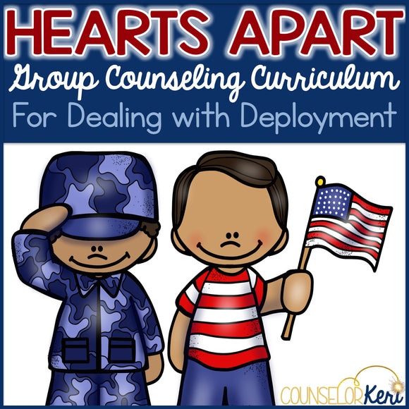 Hearts Apart Deployment Support Group Counseling Program