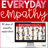 Everyday Empathy: Empathy Activities and Scenarios Daily Digital Activity