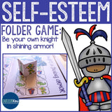 Self Esteem Folder Game for Elementary School Counseling