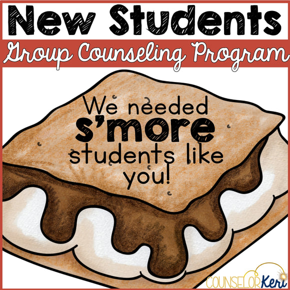 New Students Small Group Counseling Program