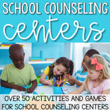School Counseling Centers: Over 50 Activities for Centers in School Counseling