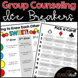 Group Counseling Icebreakers: Get to Know You Activities for Group Counseling