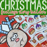 Christmas Classroom Guidance Lesson for Cooperation and Feelings/Emotions