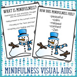 Mindfulness Classroom Guidance Lesson with Mindfulness Activity and Craft