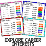 Career Exploration Classroom Guidance Lesson for Elementary Counseling