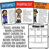 Career Day: A Board Game for Career Education and Exploration!