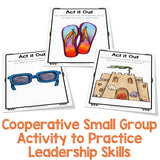 Leadership Qualities School Counseling Classroom Guidance Lesson