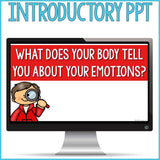 Recognizing Emotions Activity Classroom Guidance Lesson for School Counseling