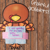 Gratitude Classroom Guidance Lesson Elementary School Gratefulness Activity