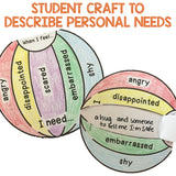 Feelings/Emotions and Needs School Counseling Classroom Guidance Lesson