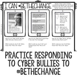 Cyber Bullying Prevention Classroom Guidance Lesson for School Counseling