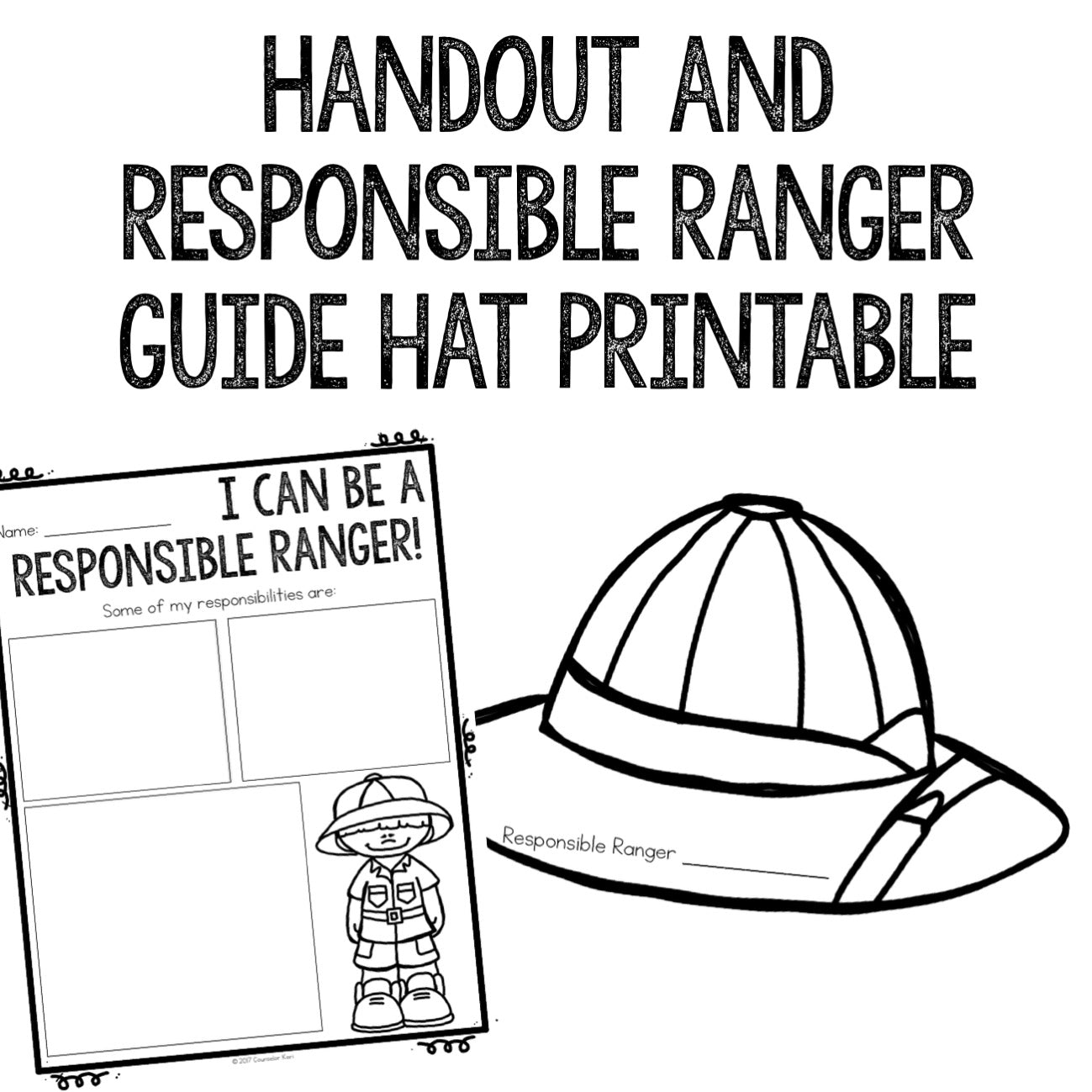 Responsibility Classroom Guidance Lesson for Early