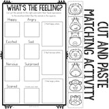 Identifying Feelings Classroom Guidance Lesson for Early Elementary/Primary