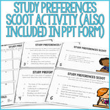 Study Skills Classroom Guidance Lesson for School Counseling