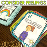 Conflict Resolution Counseling Game: Resolving Conflicts Card Game