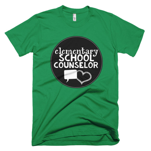 Elementary School Counselor T-Shirt