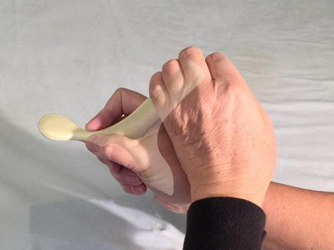 Massage therapy tool - SpoonBill Tool