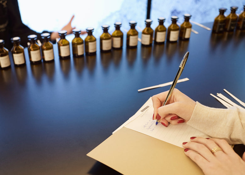 The secrets of master perfumery revealed!