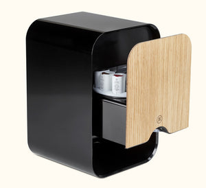 Scent Creator - Shiny Black with Teak Cover