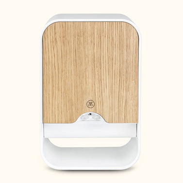 Scent Creator - White Matte with Oak Front Cover