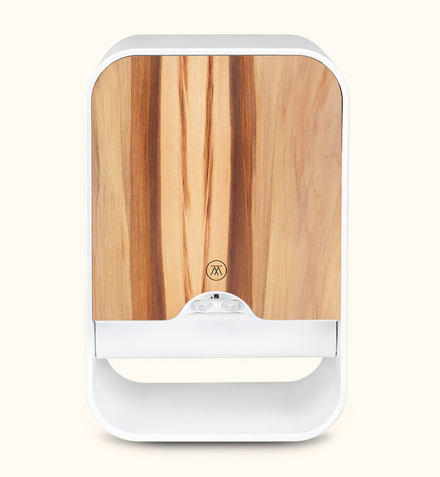 Scent Creator - White Matte with Zebrawood Cover