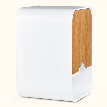 Scent Creator - White Matte with Teak Cover
