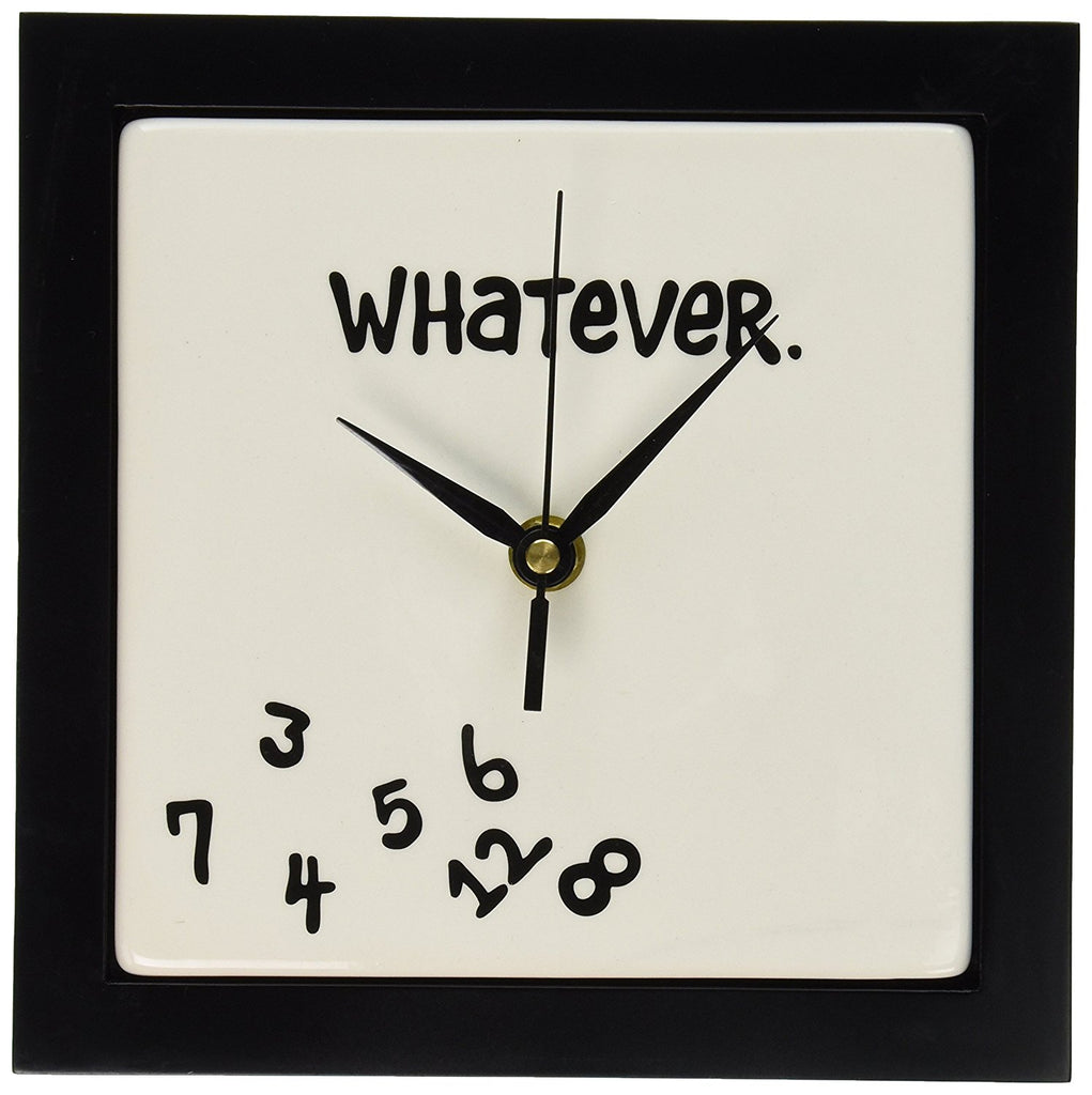 Teacher Retirement Gift - Whatever O'clock