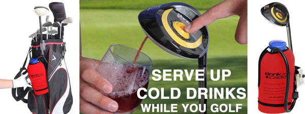 Unique Retirement Gift for Golfers - Drink Driver Caddy