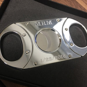 Retirement Gift - Cigar Cutter