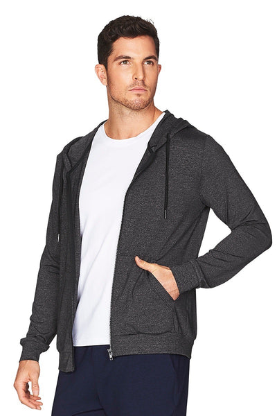 Daybreaker Hoodie Men Side Cropped